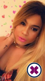 China Latin TS is a sexy Brazilian Escort in Stockholm