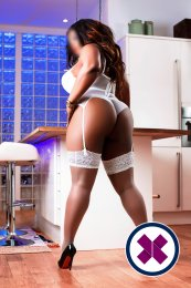 Meet the beautiful Ebony Candy in London  with just one phone call