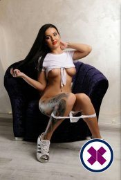 Meet the beautiful Amalya in Stockholm  with just one phone call