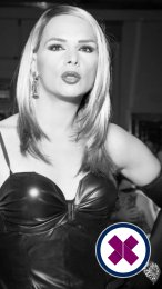 Aleksis TV is a hot and horny Spanish Escort from London