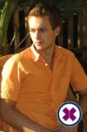 Alexander is a hot and horny Belarusian Escort from London