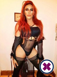 Rubiannie TS is a hot and horny Colombian Escort from Birmingham