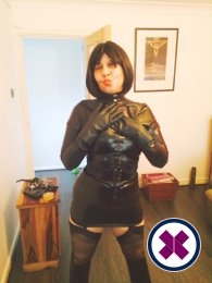 Meet the beautiful Madame Rubber in Birmingham  with just one phone call