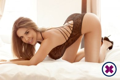 Alexandra is a hot and horny Hungarian Escort from London