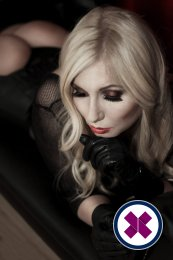 Alexandra Wildfire is a super sexy English Escort in London