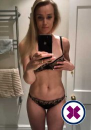 Alice is a hot and horny Russian Escort from London