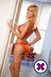 Lavinia is a high class Romanian Escort London