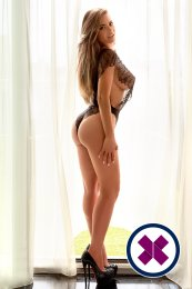 Agatha is a hot and horny Brazilian Escort from London