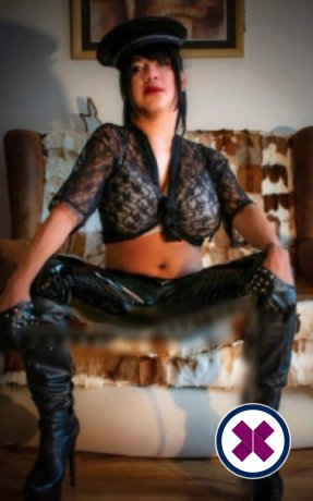 Nelly TV is a very popular Brazilian Escort in Leicester