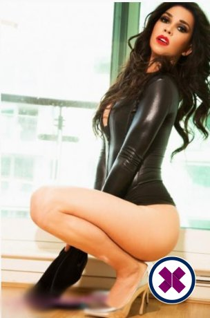 Flavia TS is a sexy Brazilian Escort in Westminster