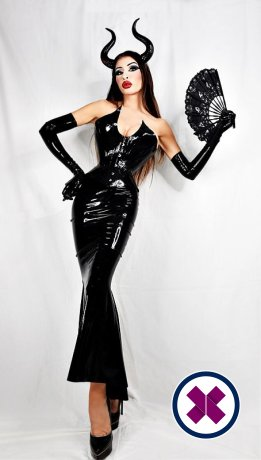 Book a meeting with Mistress Eve in London today