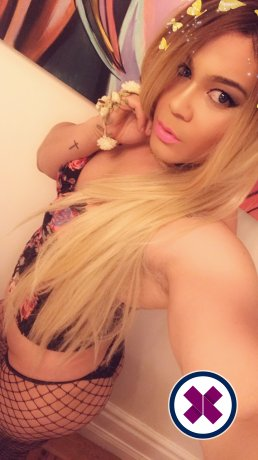China Latin TS is a hot and horny Brazilian Escort from Stockholm