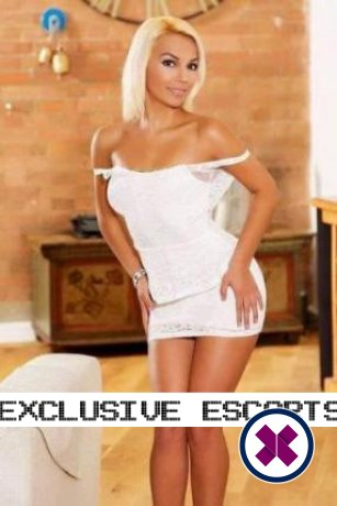 Karina is a hot and horny Romanian Escort from Newham