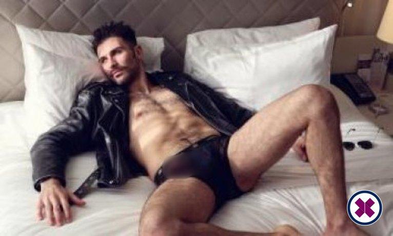 Claudio is a super sexy Italian Escort in Westminster
