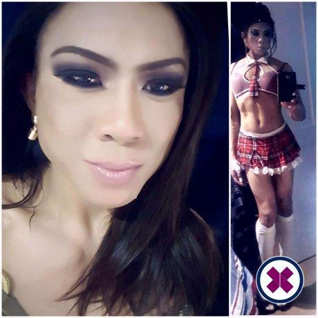 Johanna TS is a super sexy Thai Escort in Hull