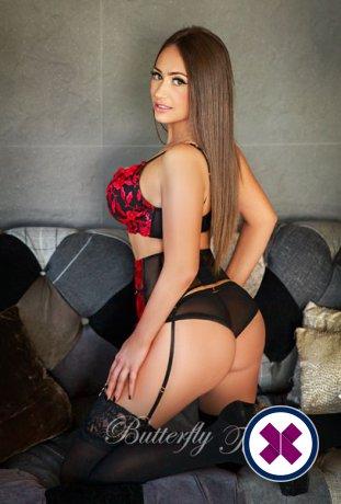 Alessandra is a high class Italian Escort London