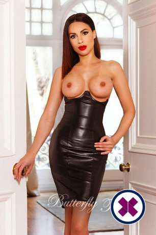Angelina is a super sexy Russian Escort in London