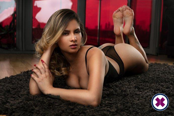 Bruna is a sexy Brazilian Escort in London