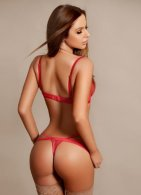 Carmen - an agency escort in London