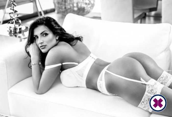 Amina is a sexy Czech Escort in London