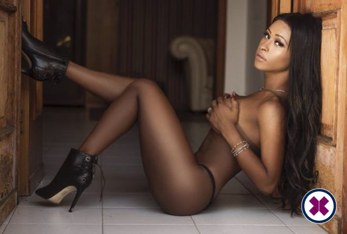 TS Soraya is a sexy Brazilian Escort in London