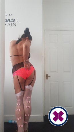 TS Gyna is a high class South American Escort Westminster