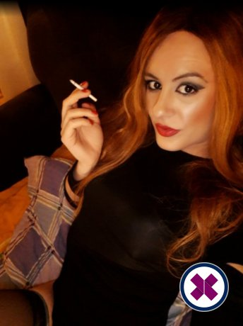 Sisi TV is a super sexy American Escort in Berlin
