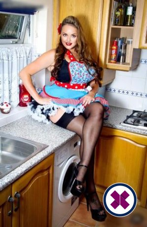 The Glamazon is a top quality British Escort in Westminster