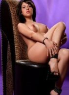 Ria - an agency escort in London