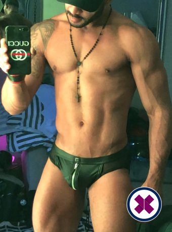 Jorge is a super sexy Brazilian Escort in Westminster