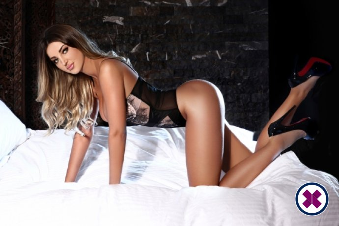 Agata is a hot and horny Czech Escort from London