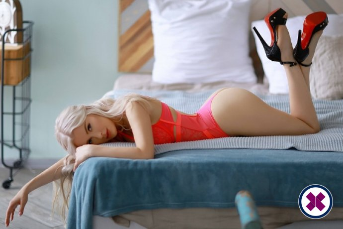 Cheryl is a sexy Hungarian Escort in London