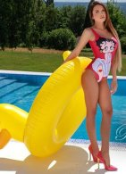 Anabella - an agency escort in London