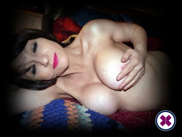 Busty Bobby is a hot and horny British Escort from Swansea