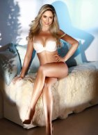 Aline - an agency escort in London