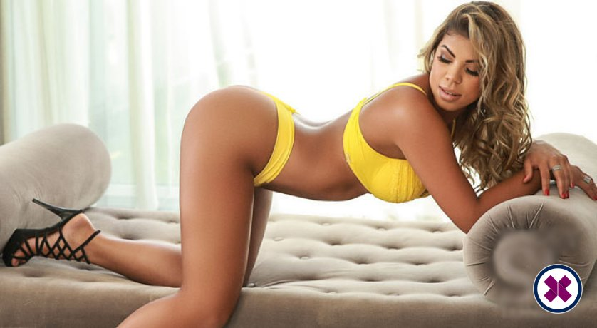 Bonita is a hot and horny Brazilian Escort from London