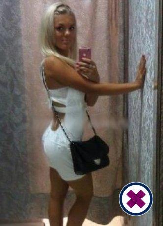 Sandra ist eine hochklassige Estonian Escort Oslo