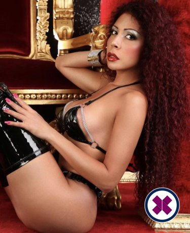 Melissa TS is a hot and horny Spanish Escort from Rotterdam