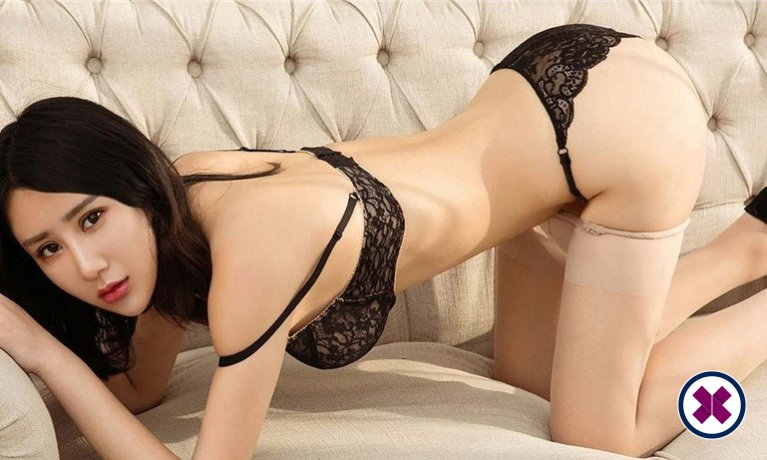 Alice is een heel populaire Japanese Escort in Birmingham