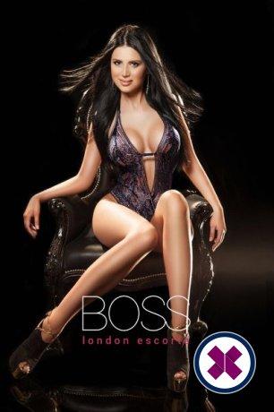Aisha is a hot and horny Romanian Escort from London