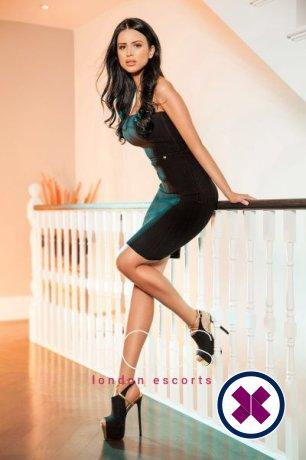 Aisha is een hoogwaardige Romanian Escort Camden
