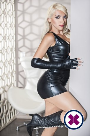 Isabella XXL TS is a top quality Spanish Escort in Westminster