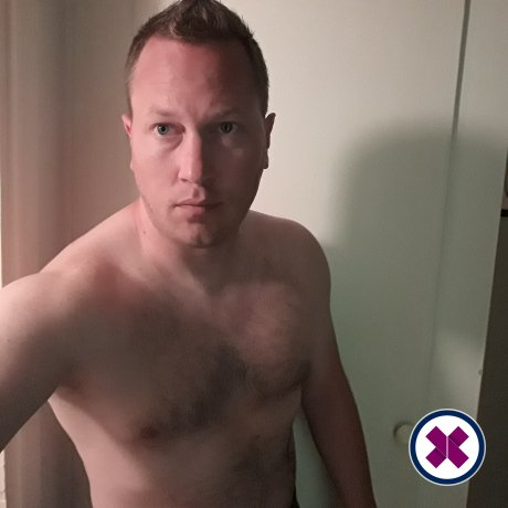 Adam is a hot and horny Swedish Escort from Stockholm
