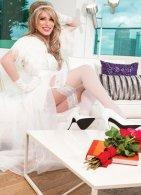 TS Barbara Bride - an agency escort in London