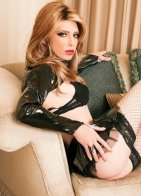 TV Angel Fox - an agency escort in London